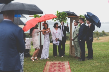 Quirky vows